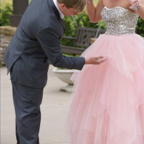 49% off Sherri Hill Dresses Sadie Robertson Prom Dress | Poshmark